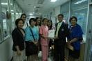 สวัสดีปีใหม่ ณ โรงพยาบาลเจ้าพระยายมราช และหอผู้ป่วยแหล่งฝึกปฏิบัติการพยาบาลของนักศึกษา_3