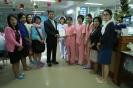 สวัสดีปีใหม่ ณ โรงพยาบาลเจ้าพระยายมราช และหอผู้ป่วยแหล่งฝึกปฏิบัติการพยาบาลของนักศึกษา_4