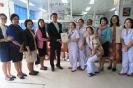 สวัสดีปีใหม่ ณ โรงพยาบาลเจ้าพระยายมราช และหอผู้ป่วยแหล่งฝึกปฏิบัติการพยาบาลของนักศึกษา_6