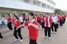กิจกรรมออกกำลังกายเพื่อสร้างเสริมสุขภาพ ชนิดแอโรบิค ครั้งที่ ๒_1