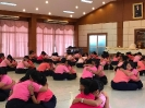 วิทยาลัยพยาบาลบรมราชชนนี สุพรรณบุรี รับมอบประกาศเกียรติคุณ จาก กรมการศาสนากระทรวงวัฒนธรรมในฐานะที่เป็นสถานศึกษาที่ได้นำหลัก