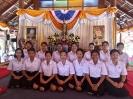 วิทยาลัยพยาบาลบรมราชชนนี สุพรรณบุรี ร่วมกิจกรรมเจริญพระพุทธมนต์และฟังพระธรรมเทศนา กัณฑ์สุจริตกถา เฉลิมพระเกียรติ ณ วัดสำปะชิว อำเภอเมือง จังหวัดสุพรรณบุรี._3