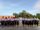 วิทยาลัยพยาบาลบรมราชชนนี สุพรรณบุรี ร่วมกิจกรรมเจริญพระพุทธมนต์และฟังพระธรรมเทศนา กัณฑ์สุจริตกถา เฉลิมพระเกียรติ ณ วัดสำปะชิว อำเภอเมือง จังหวัดสุพรรณบุรี._5